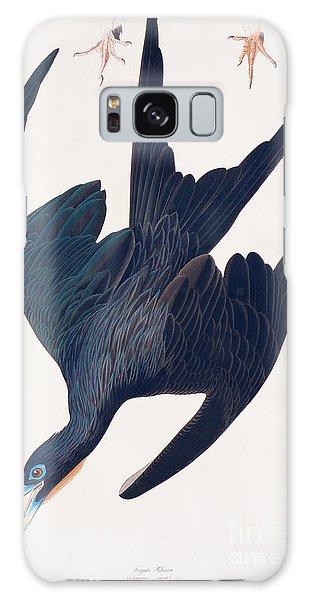 Frigate Penguin Galaxy Case by John James Audubon