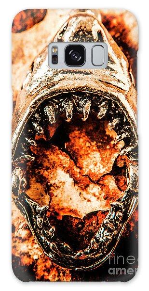 Metal Galaxy Case - Frightening Marine Scene by Jorgo Photography - Wall Art Gallery