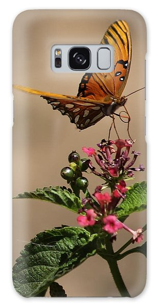 Fritillary Butterfly Galaxy Case