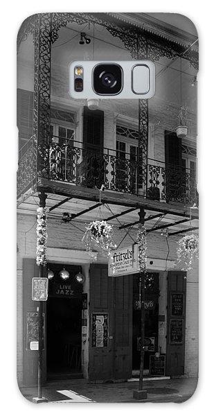 Fritzel's European Jazz Pub In Black And White Galaxy S8 Case