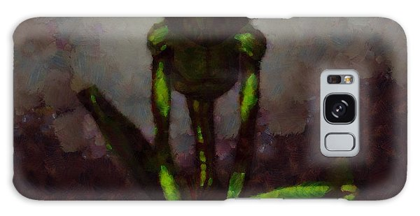 Anubis Galaxy Case - Frog King by Esoterica Art Agency