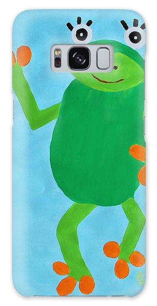 Froggie Galaxy Case