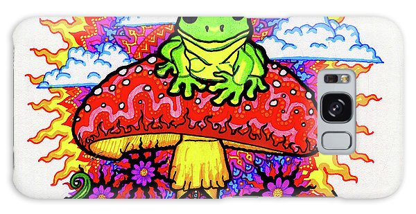 Froggy For Mukunda Galaxy Case
