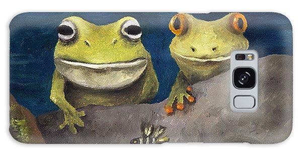 Frogland Detail Galaxy Case