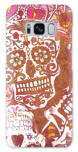Voodoo Galaxy Case - From A Tribal Design by Jorgo Photography - Wall Art Gallery