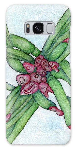 From My Garden 3 Galaxy Case by Versel Reid