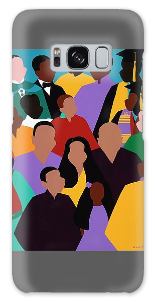 Galaxy Case - From Our Founding To Our Future by Synthia SAINT JAMES