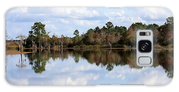From The Lake To The Channel  Galaxy Case by Debra Forand