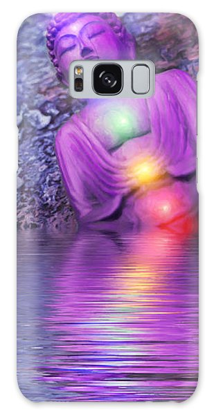 Buddhism Galaxy Case - From The Sea Of Samsara by Tim Gainey