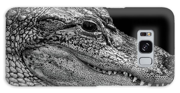 From The Series I Am Gator Number 9 Galaxy Case