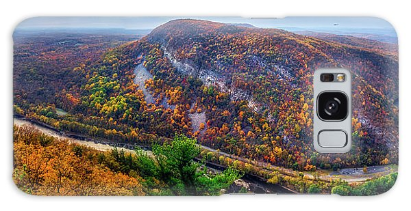 From The Top Of Mount Tammany Galaxy Case