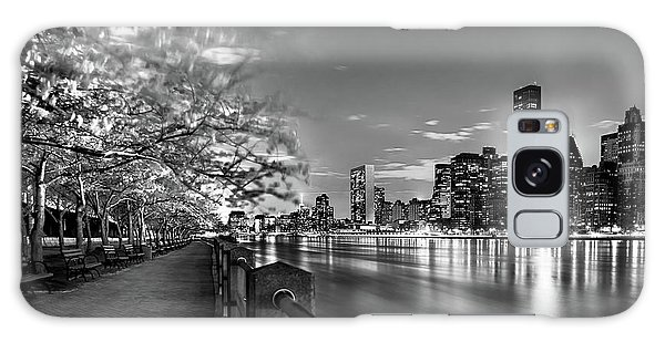 Front Row Roosevelt Island Galaxy Case by Az Jackson