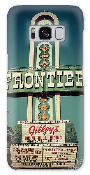 Frontier Hotel Sign, Las Vegas Galaxy Case