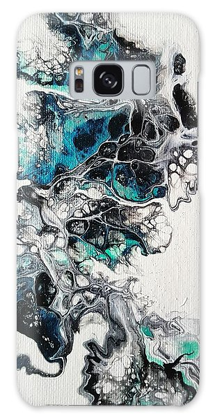 Frost And Ice Galaxy Case