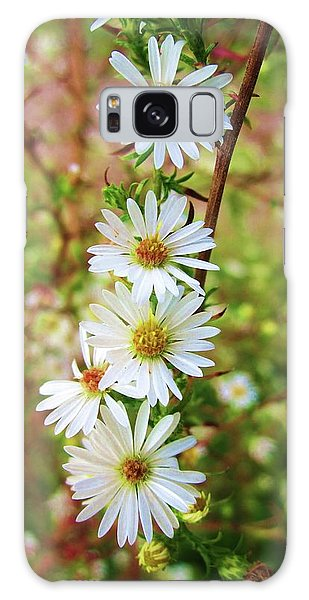 Frost Aster Galaxy Case