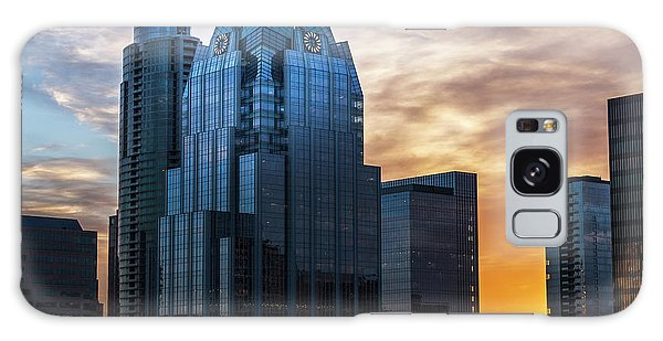Frost Bank Tower Galaxy Case