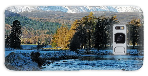 Galaxy Case - Frost In The Glen - Invercauld by Phil Banks