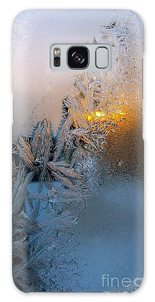 Frost Warning Galaxy Case