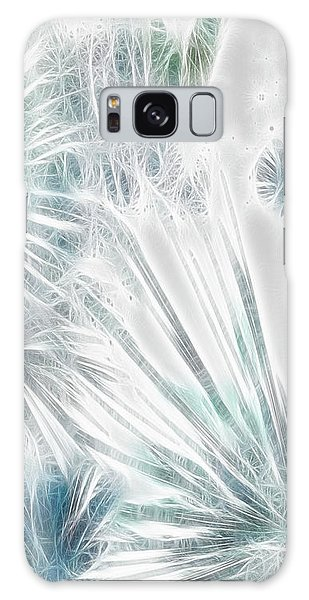 Frosted Abstract Galaxy Case by Methune Hively