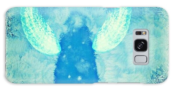 Frosted Angel Galaxy Case