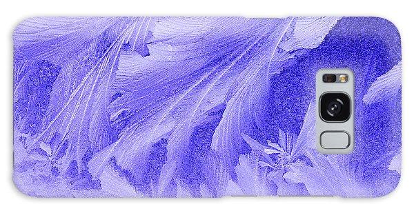 Frosty Window Galaxy Case