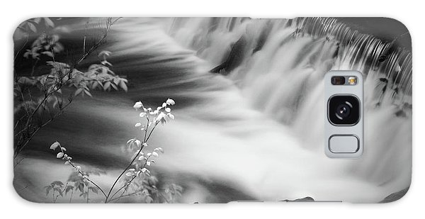 Frothy Falls Galaxy Case