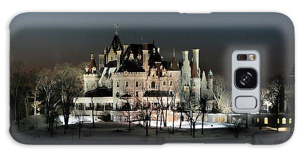 Frozen Boldt Castle Galaxy Case