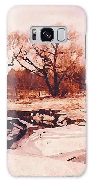 Frozen Creek Galaxy Case