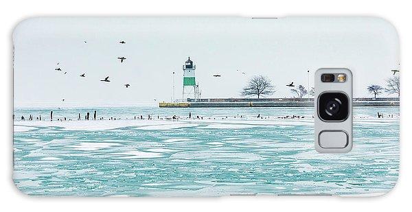 Frozen In Chicago Galaxy Case