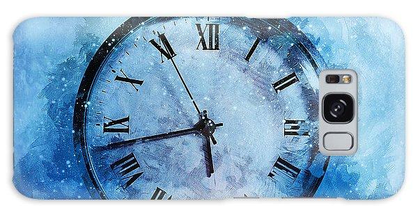 Frozen In Time Galaxy Case