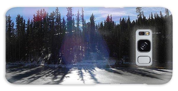 Sun Reflecting Kiddie Pond Divide Co Galaxy Case