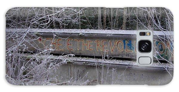 Frozen Revolution Galaxy Case