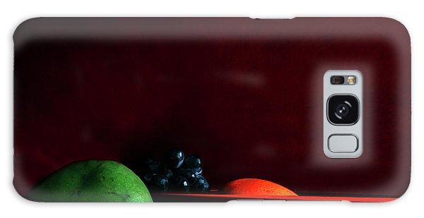 Fruit Art Photograph Galaxy Case