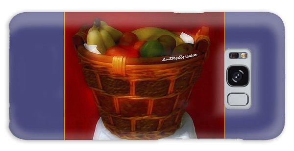 Fruit  Art 3 Galaxy Case