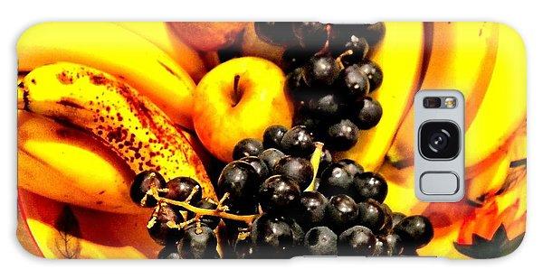 Fruit Basket Galaxy Case by Carlos Avila