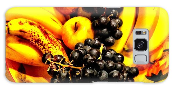Fruit Basket Galaxy Case by Carlos Avila