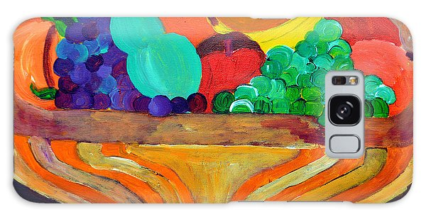 Fruit Bowl 1 Galaxy Case