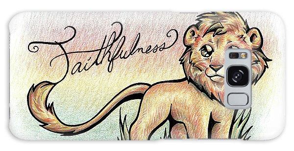 Fruit Of The Spirit Faithfulness Galaxy Case