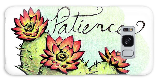 Fruit Of The Spirit Series 2 Patience Galaxy Case