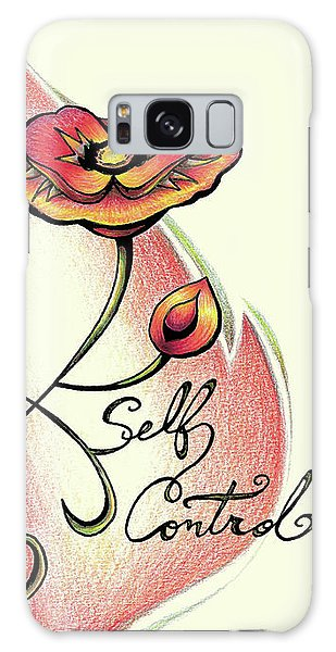 Fruit Of The Spirit Series 2 Self Control Galaxy Case