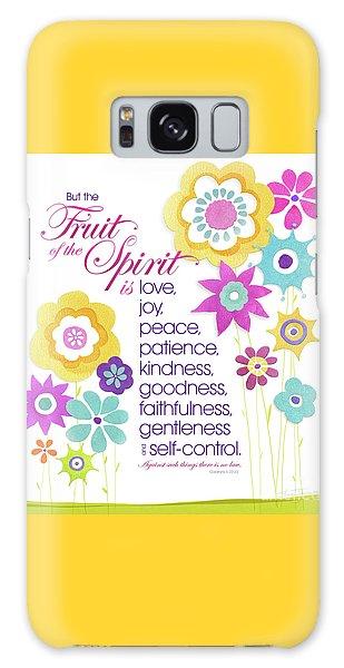 Fruit Of The Spirit Galaxy Case