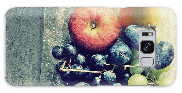 Fruitful Autumn Galaxy Case