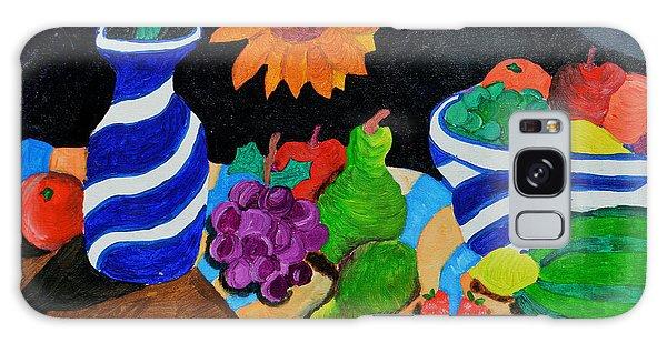 Fruitful Still Life Galaxy Case