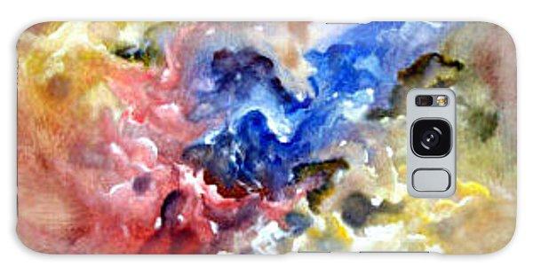 Fruitfulness Galaxy Case by Raymond Doward