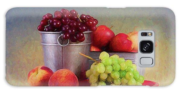 Grape Galaxy Case - Fruits On Centerstage by Tom Mc Nemar