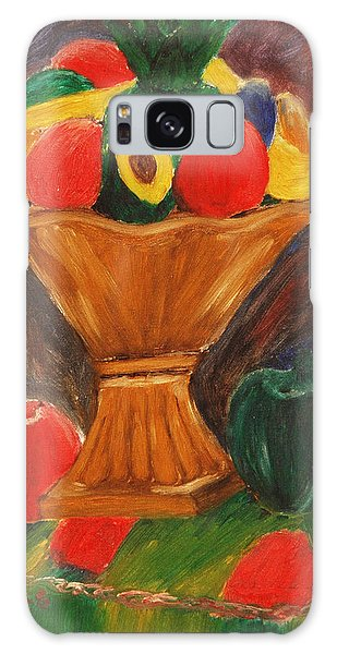 Fruits Still Life Galaxy Case