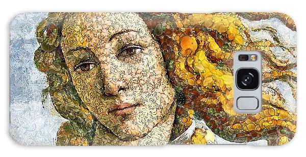 Fruity Venus I Am So Sorry Mr Boticelli Galaxy Case