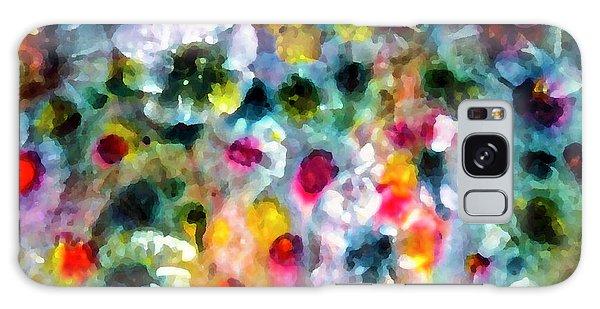 Full Bloom  Galaxy Case