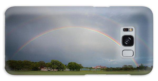Full Double Rainbow Galaxy Case