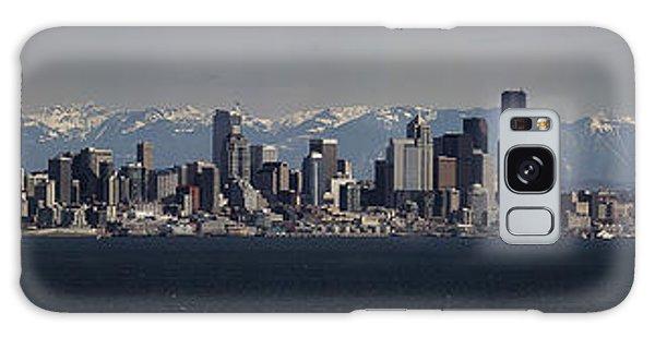 Full Frontal Seattle Galaxy Case